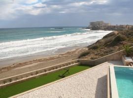 Chalet Primera Línea Mar Mediterráneo en La Manga