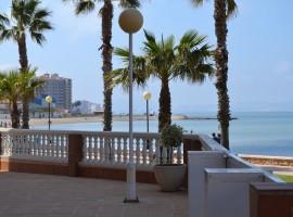 Apartamento puerto Tomas Maestre urbanización Puerto y Playa con piscina