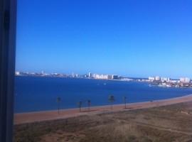 Apartamento con buenas vistas a ambos mares