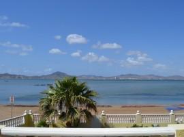 Beachfront Villa on the Shores of the Mar Menor Sea