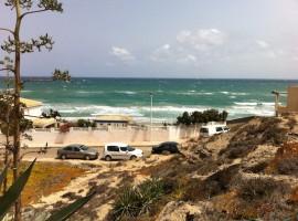 Plot with views of the Mediterranean Sea in La Manga del Mar Menor