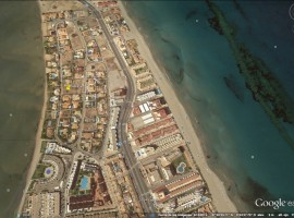 Parcela La Manga del Mar Menor zona centrica