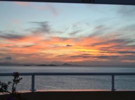 Atico en Urbanización Bahía Príncipe en La Manga con vistas al Mediterráneo y al Mar Menor