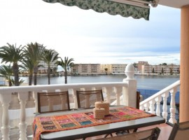 Apartamento en Puerto Bello con vistas al Mar Menor
