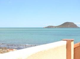 Próximo al Mar Menor y al Mediterráneo