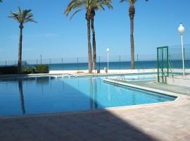 Apartamento reformado en Eurovosa con vistas al Mediterráneo