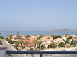 Apartamento con preciosas vistas al Mar Menor