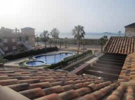 Bungalow con vistas al mar Menor