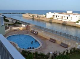 Ático en La Manga del Mar Menor con vistas al Mediterráneo