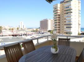 Apartamento en La Manga, junto al Hotel Entremares