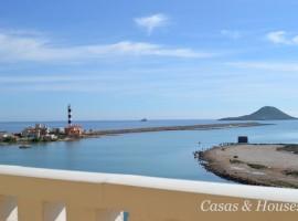 Apartamento con vistas al Mediterráneo en La Manga del Mar Menor