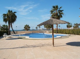 Buenas vistas al mar Menor