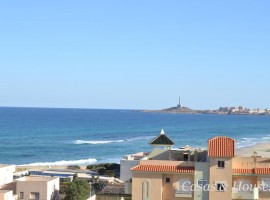 Apartment next to Plaza Cavanna overlooking the Mediterranean Sea