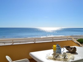 Planta baja en primera línea de Mediterráneo en La Manga del Mar Menor