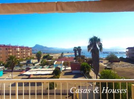 Refurbished apartment in Nuevo Puerto Bello overlooking the Mar Menor Sea