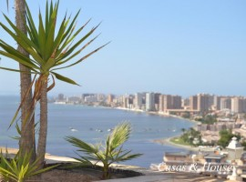Apartamento en la Cala del Pino con vistas al Mar Menor