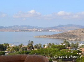Apartment in Monte Blanco with spectacular views of the Mar Menor Sea in La Manga
