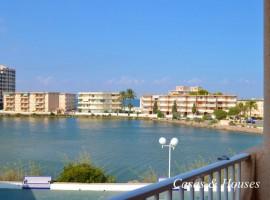 Apartamento en La Manga del Mar Menor en zona de Puerto Bello