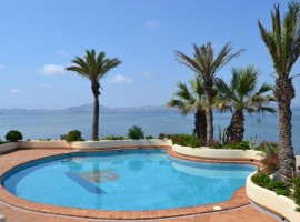 Apartment in Cabo Romano overlooking Mar Menor