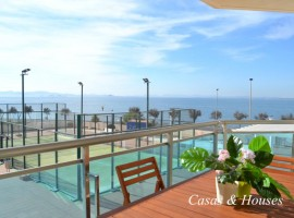 Apartment in La Manga del Mar Menor overlooking both seas