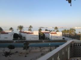 Bonita vivienda con buenas vistas al mar Menor