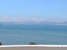 Nice apartment with views of the Mar Menor Sea