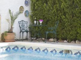 Detached Villa in La Manga del Mar Menor close to both seas