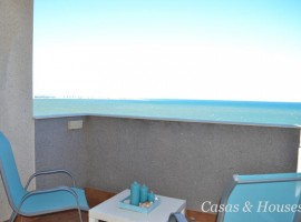 Charming apartment First Line of the Mediterranean in La Manga