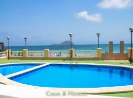 Magnifico apartamento de diseño moderno frente al Mar