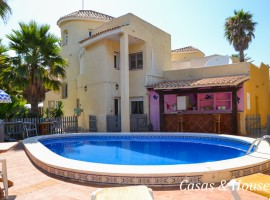 Villa close to the Sea in La Manga del Mar Menor