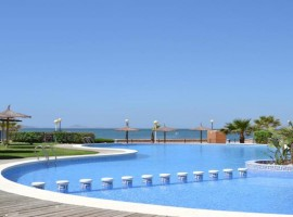 Nice apartment next to the Marina Tomas Maestre in La Manga