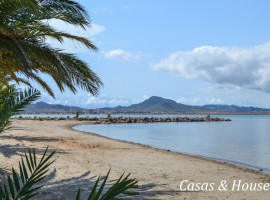 Nice apartment in La Manga overlooking the Channel of La Gola
