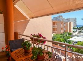Sol y Mar, bonito apartamento reformado en La Plaza Bohemia junto al Galúa