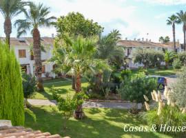 Aldeas de Taray Club  y sus espectaculares jardines cerca del Mar