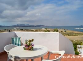 Urbanización Azarbe, donde podrá gozar de una gran tranquilidad cerca de Mar