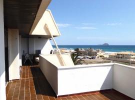 Apartment overlooking the Mediterranean and Mar Menor in La Manga