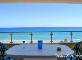Beautiful Mediterranean Beachfront Apartment in La Manga