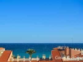 Amplio apartamento en la urbanización Abity Beach