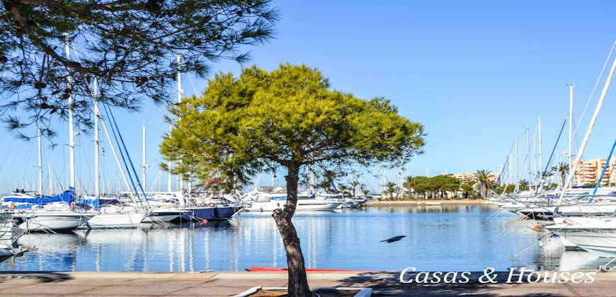 Fully refurbished Apartment in the Marina Tomas Maestre in La Manga