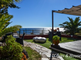 Magnificent Seafront Property in Cala Flores with stunning views