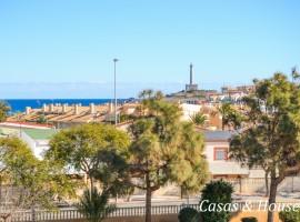 Residencial Los Geranios en Cabo de Palos cercano a las esplendidas playas de las amoladeras.
