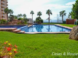 Bonito apartamento en el residencial Puerto y Playa, junto al Puerto Tomas Maestre