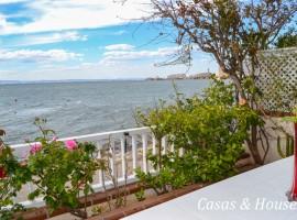 Front Line villa Mar Menor