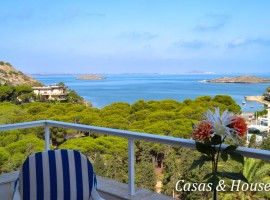 Penthouse in Cala del Pino with stunning views to Mar menor
