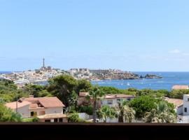 Impresionante ático con piscina y preciosas vistas al Faro de Cabo de Palos