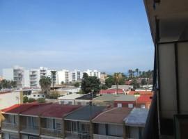 Apartamento con terraza grande