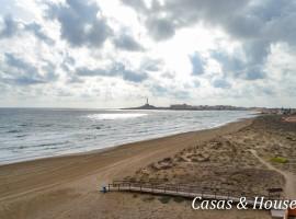 Gran propiedad en primera linea de mar en una de las zonas mas solicitadas con anchas playas y dunas naturales en el km 1