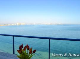 Apartamento de lujo frente al Mar Mediterráneo