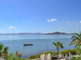 Ático con excelentes vistas al Mar Menor