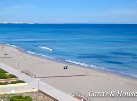 Apartamento totalmente reformado en la urbanización Torremares frente al Mar Mediterráneo